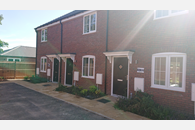 Willow Court, Cowbit - two bedroom mid-terrace house