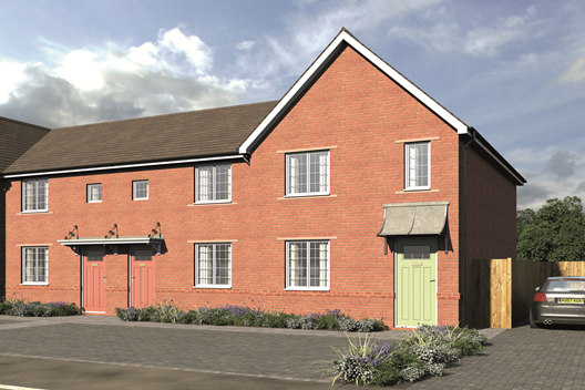 3 Bed Terraced Example